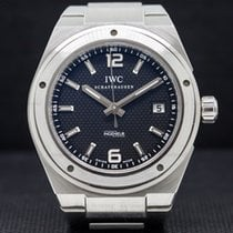 IWC IW322701 Ingenieur Automatic SS Black Dial 42MM (28051)
