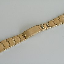 Rolex Vintage 18k. Gold Oyster Riveted RWC Bracelet, 57 Endlinks