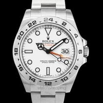 Rolex 216570 Steel Explorer II new United States of America, California, San Mateo