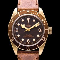 Tudor Black Bay Bronze Aluminum 43mm Champagne United States of America, California, San Mateo