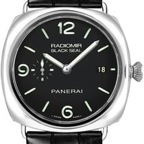 Panerai Radiomir Black Seal 3 Days Automatic new 2018 Automatic Watch with original box and original papers PAM00388