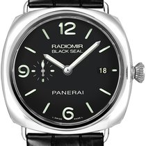 Panerai Radiomir Black Seal 3 Days Automatic Stal Arabskie