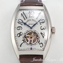 Franck Muller Imperial Tourbillon 8880 T Weissgold 750 Handaufzug