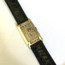 Gruen Acero y oro 21mm Cuerda manual GRUEN Doctors Watch  - Vorläufer der Rolex Doctors watch usados