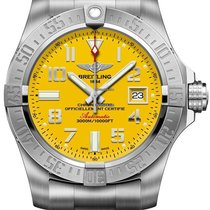 Breitling Avenger II Seawolf new Automatic Watch with original box and original papers A1733110/I519/169A