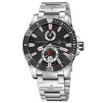 Ulysse Nardin Diver Chronometer 263-10-7M/92 new