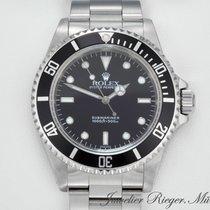 Rolex Submariner 14060 Edelstahl Automatik Taucheruhr