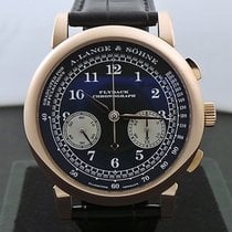 A. Lange & Söhne 1815 Rose gold 39mm Black Arabic numerals