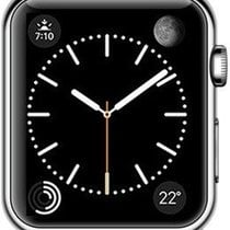Casetify Apple Watch Band, Magnetic, Black  44/42mm ( Watch...