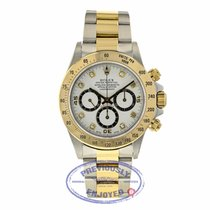 Rolex Daytona Gold/Steel 40mm No numerals United States of America, California, Beverly Hills