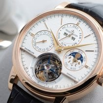 Jaeger-LeCoultre Master Grande Tradition Rose gold 42mm Silver No numerals United States of America, Texas, Houston
