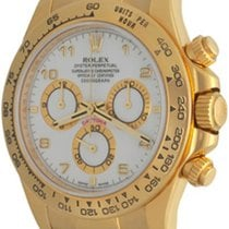 Rolex 116518 Yellow gold Daytona 40mm pre-owned United States of America, Texas, Dallas