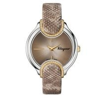 Salvatore Ferragamo Steel Quartz FIZ060015 new