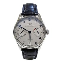 17e157afbf2 IWC Portuguese Automatic 7 Days Power Reserve Ref. IW500107