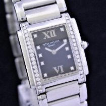 Patek Philippe Twenty~4 4910/10A-001 Good Steel 25mm Quartz