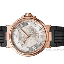 Breguet Marine Red gold 40mm Silver Roman numerals United States of America, Florida, Aventura