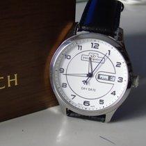 Philip Watch Steel 42mm Quartz R8251100245 pre-owned