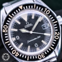 Omega Seamaster 300 pre-owned 42mm Black Steel