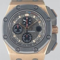 Audemars Piguet Rose gold 44mm Automatic 26568OM.OO.A004CA.01 pre-owned