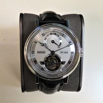 Breguet Platinum 39mm Automatic 5317pt/12/9v6 new