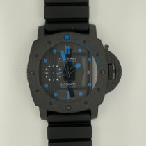 Panerai new Automatic Carbon