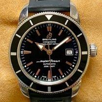 Breitling tweedehands Automatisch 42mm Zwart Saffierglas