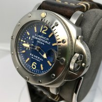 Panerai Steel 44mm Automatic PAM 87 PAM 00087 pre-owned United States of America, Florida, Tavernier