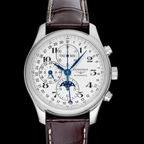 Longines Master Collection Steel 42.00mm Silver United States of America, California, San Mateo