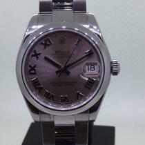Rolex Lady-Datejust Aço 31mm