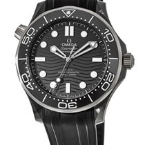 Omega Seamaster Diver 300 M Ceramic No numerals United States of America, New York, Brooklyn