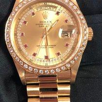 Rolex Day-Date Rolex President Mens 18048 1987 occasion