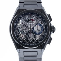 Zenith Defy El Primero Ceramic 44mm Transparent United States of America, Georgia, Atlanta