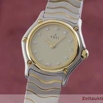 Ebel Or/Acier 24mm Quartz 1057901 occasion