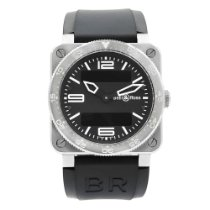 Bell & Ross BR 03-92 Steel pre-owned