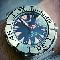 Seiko Monster Zeljezo Crn