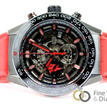 泰格豪雅 Carrera Calibre HEUER 01 CAR2A1J.FC6400 2018 全新