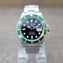 Rolex Submariner Date Steel 40mm Black No numerals United States of America, California, Glendale