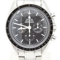 Omega Speedmaster Professional Moonwatch Steel 42mm Black No numerals United Kingdom, London