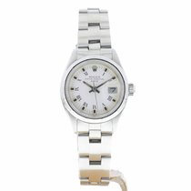 Rolex Oyster Perpetual Lady Date 6919 Very good Steel 26mm Automatic