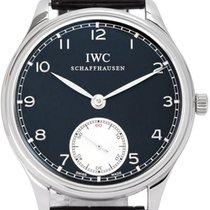 IWC Portuguese Hand-Wound IW545404 2011 usados