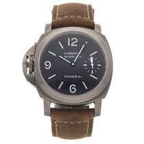 Panerai Luminor Marina PAM 117 pre-owned