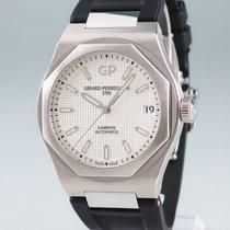 Girard Perregaux Laureato Steel 42mm Silver