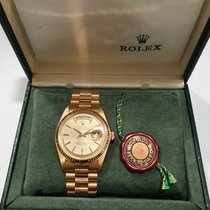 Rolex Day-Date 36 18038 1974 pre-owned