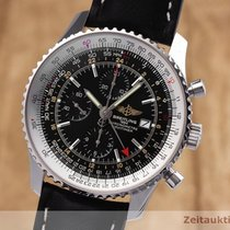 Breitling Navitimer World A24322 2010 pre-owned