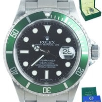 Rolex Submariner Date 16610T pre-owned