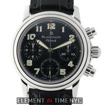 Blancpain Leman  Flyback Chronograph Ladies Steel