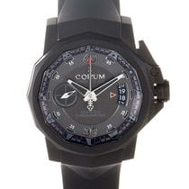 Corum Admiral's Cup Seafender Centro Titanium 44mm Black No numerals United States of America, New York, Greenvale