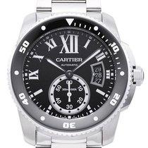 Cartier Calibre de Cartier Diver новые 2020 Автоподзавод Часы с оригинальными документами и коробкой W7100057