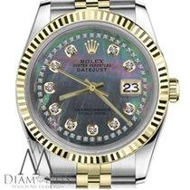 Rolex Lady-Datejust подержанные 26mm Дата Жёлтое золото