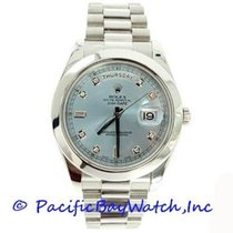 Rolex President II Men's 218206 Pre-Owned